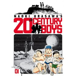 20th Century Boys V01