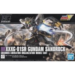 1/144 HG UC K228 Gundam Sandrock...