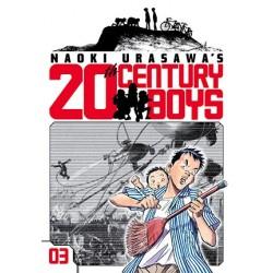 20th Century Boys V03