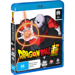 Dragon Ball Super Part 9 Blu-ray...