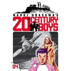 20th Century Boys V04