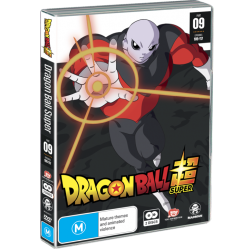 Dragon Ball Super Part 9 DVD Eps...