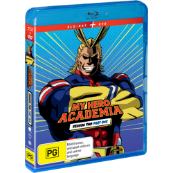My Hero Academia S2 Part 1...