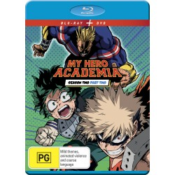 My Hero Academia S2 Part 2...