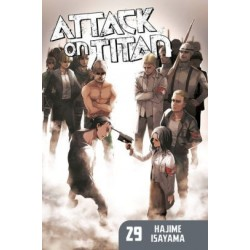 Attack on Titan V29