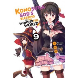 Konosuba Manga V09