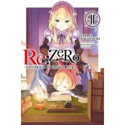 Re:Zero Novel V11