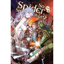 So I'm a Spider, So What? Novel V07