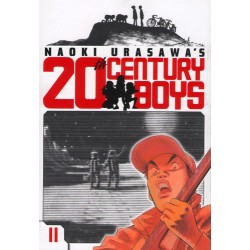 20th Century Boys V11