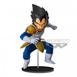 DBZ BWFC Vegeta Banpresto World...