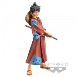 One Piece DXF Monkey D Luffy Wano...