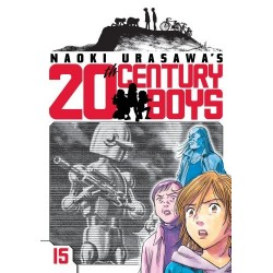 20th Century Boys V15