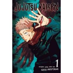 Jujutsu Kaisen V01