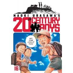 20th Century Boys V16