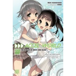 Accel World Novel V20 The Rivalry...
