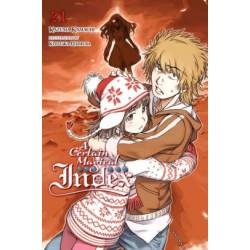 Certain Magical Index Novel V21