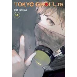 Tokyo Ghoul:Re V14
