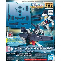 1/144 HG GBD:R K002 VeeTwo Weapons