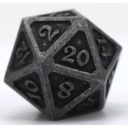 Die Hard D20 Dark Iron Metal...