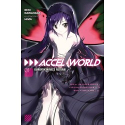 Accel World Novel V01...