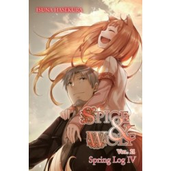Spice & Wolf Novel V21 Spring Log IV