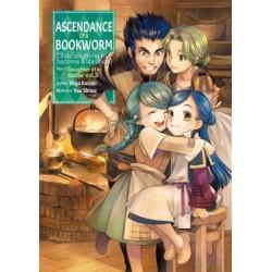 Ascendance of a Bookworm Novel V03