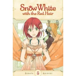 Snow White with the Red Hair V05