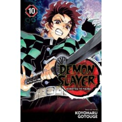 Demon Slayer V10 Kimetsu no Yaiba