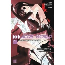 Accel World Novel V09 The...