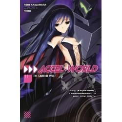 Accel World Novel V11 The Carbide...