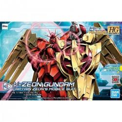1/144 HG GBD:R K005 v-Zeon Gundam...