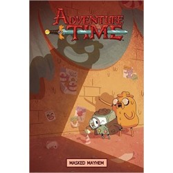 Adventure Time GN V06 Masked Mayhem