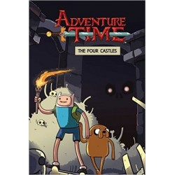 Adventure Time GN V07 Four Castles
