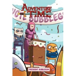 Adventure Time GN V08 President...