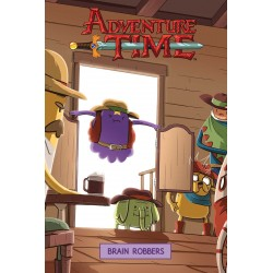 Adventure Time GN V09 Brain Robbers