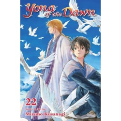 Yona of the Dawn V22