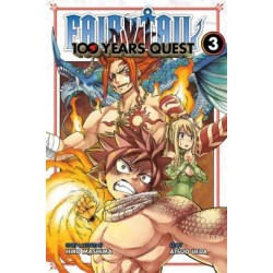 Fairy Tail 100 Years Quest V03