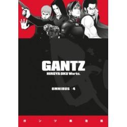 Gantz Omnibus V04