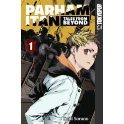 Parham Itan Tales from Beyond V01
