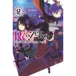 Re:Zero Novel V12