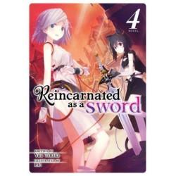 Reincarnated as a Sword Novel V04