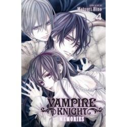 Vampire Knight Memories V04