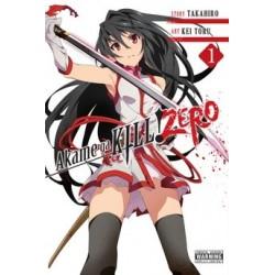 Akame Ga Kill Zero V01