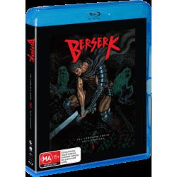 Berserk 2016 Blu-ray Complete Series