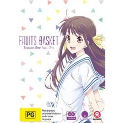 Fruits Basket Season 1 Part 1 DVD...