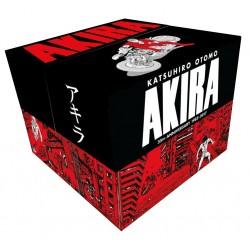 Akira Hardcover Manga Box Set