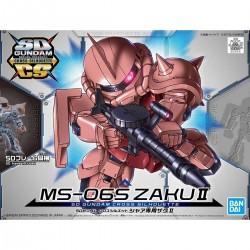 SDGCS K14 MS-06S Zaku II