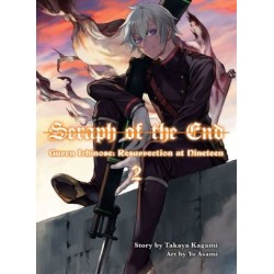Seraph of the End Resurrection at...