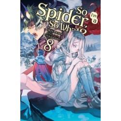 So I'm a Spider, So What? Novel V08