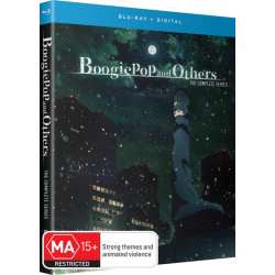 Boogiepop & Others Blu-ray...